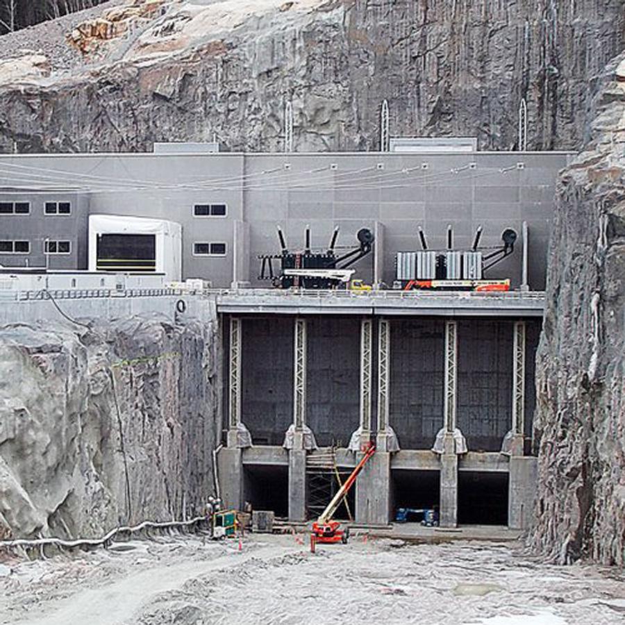 Hydro-Québec La Romaine 3
