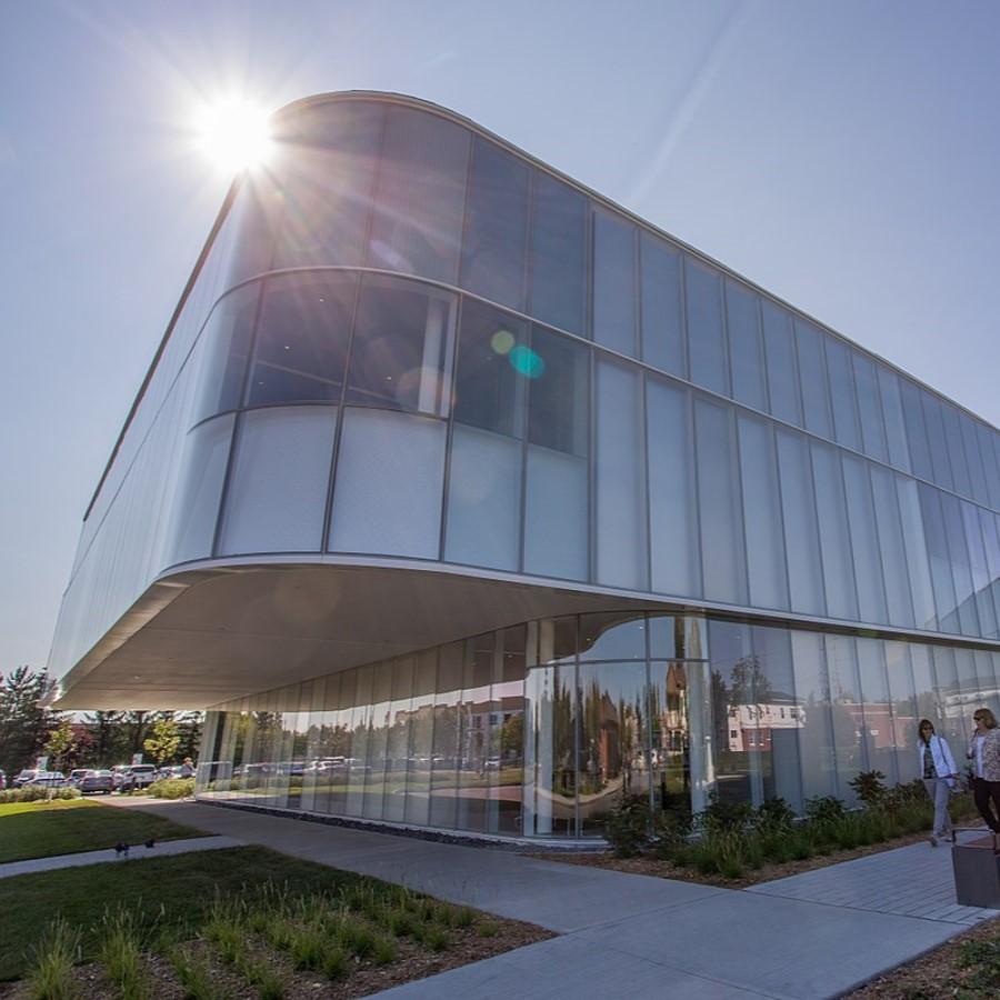 Bibliothèque de Drummondville